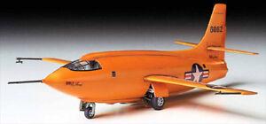TAMIYA-60740-1-72-USAF-Bell-X-1-Mach-Buster-AIRCRAFT-MODEL-KIT-NEW