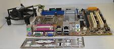 Scheda madre Intel dg41wv S. 775 ddr3 Micro-ATX I/O Shield Fan Garanzia Inc.