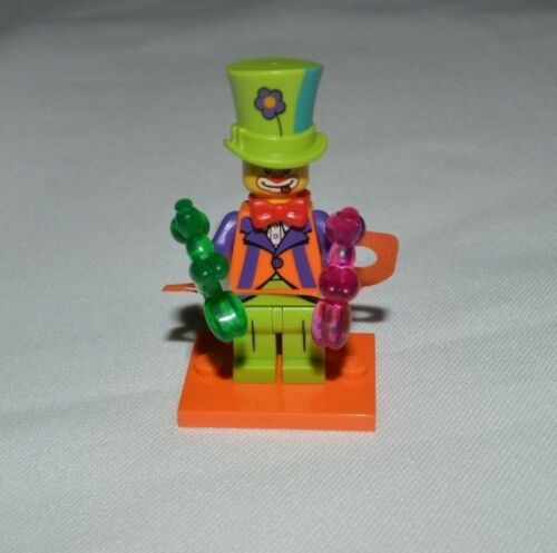 LEGO 40 YEARS MINI FIGURES PARTY CLOWN # 4 PARTY SERIES 18
