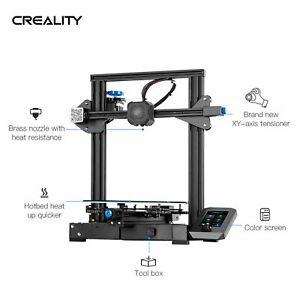 Creality Ender-3 V2 DIY 3D Drucker Kit MK-8 220 * 220 * 250 mm
