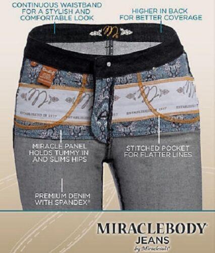 Slim Ashbury Blu Qco L32 Jeans 114 Lift Miraclebody gamba Tuck Boot New 2 Wash Fq4fx1S