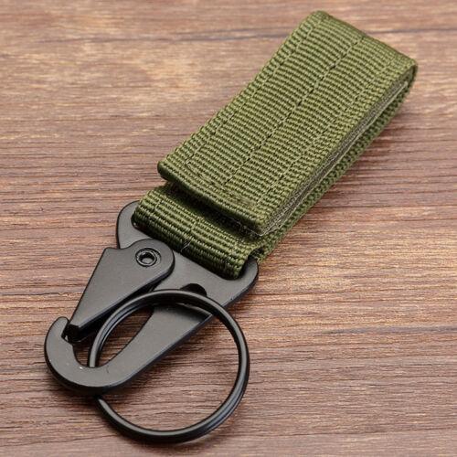 Men MilitaryTactical Belt Buckle Adjustable Waistband Combat Rescue Rigger Tool