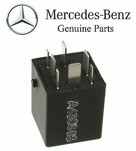 Mercedes r170 w202 Relay Electric Seat Adjustment OEM power seating adjusting