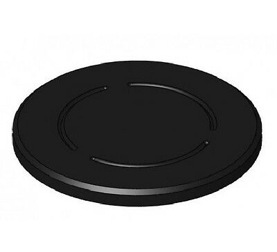 """Hunter 6/"""" Cast Iron Stove Blanking Plate with Fixing Pack"""