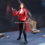 New-Scarlet-Witch-Marvel-Avengers-Legends-Comic-Heroes-Action-Figure-In-Stock miniature 2