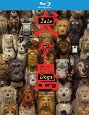 Isle of Dogs (Blu-ray/DVD, 2018, 2-Disc Set)