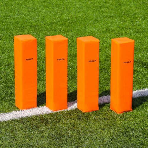 FORZA American Football End Zone PylonAnchorless Goal Line Markers