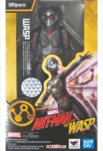 S-H-Figuarts-Ant-Man-amp-WASP-WASP-Action-Figure-Premium-used