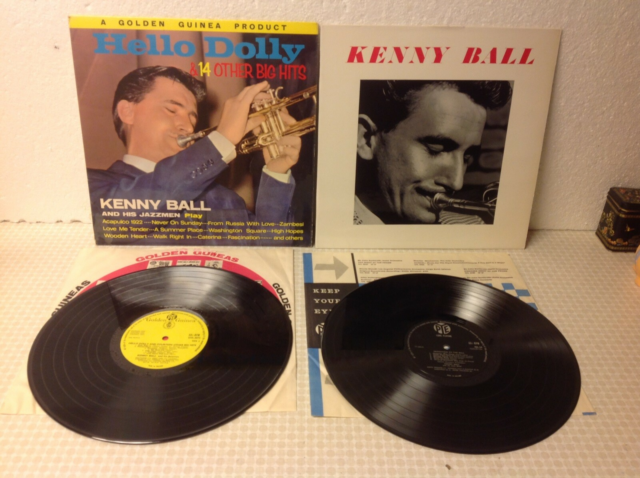 LP, Kenny Ball, Hello Dolly Invitation to the Ball År…