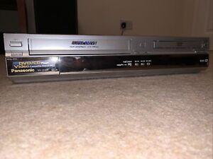 Panasonic-NV-VHD1-VHS-Video-Recorder-VCR-amp-DVD-Player-Combi-Combo