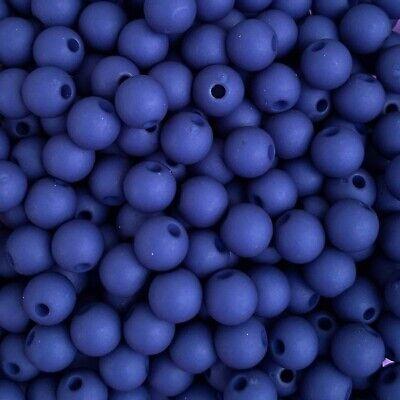 Multa Miperla * Acrílico Perlas * Ø 6 Mm * 100 Unidades * Midnight-blue * 59966