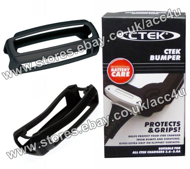 CTEK CARGADOR Silicona Goma Parachoques Protector CTEK MXS 3.6 MXS 3.8 MXS 5.0