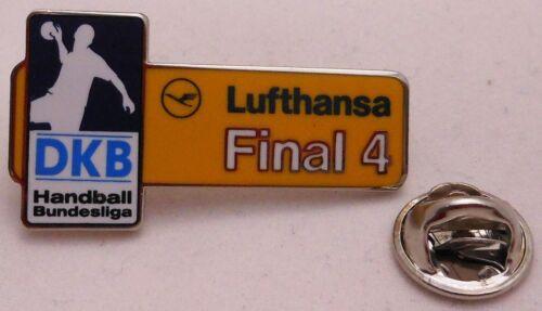 Pin / Anstecker + Lufthansa Final 4 + DKB Handball Bundesliga + Lizenzware (41)