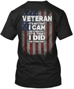 Cozy-Veteran-Special-U-S-It-039-s-Not-That-I-Can-And-Hanes-Tagless-Tee-T-Shirt