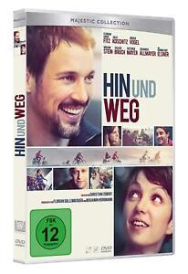 Hin-und-weg-DVD-NEU-OVP-Juergen-Vogel-Julia-Koschitz-Florian-David-Fitz