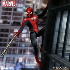 MEZCO TOYZ  ONE:12 COLLECTIVE Spider-man 6 inch figure NEW PRE-ORDER