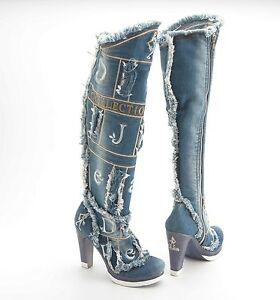 Denim Stiefel Jeans Dijea Damen Abverkauf 4RjLqSc35A