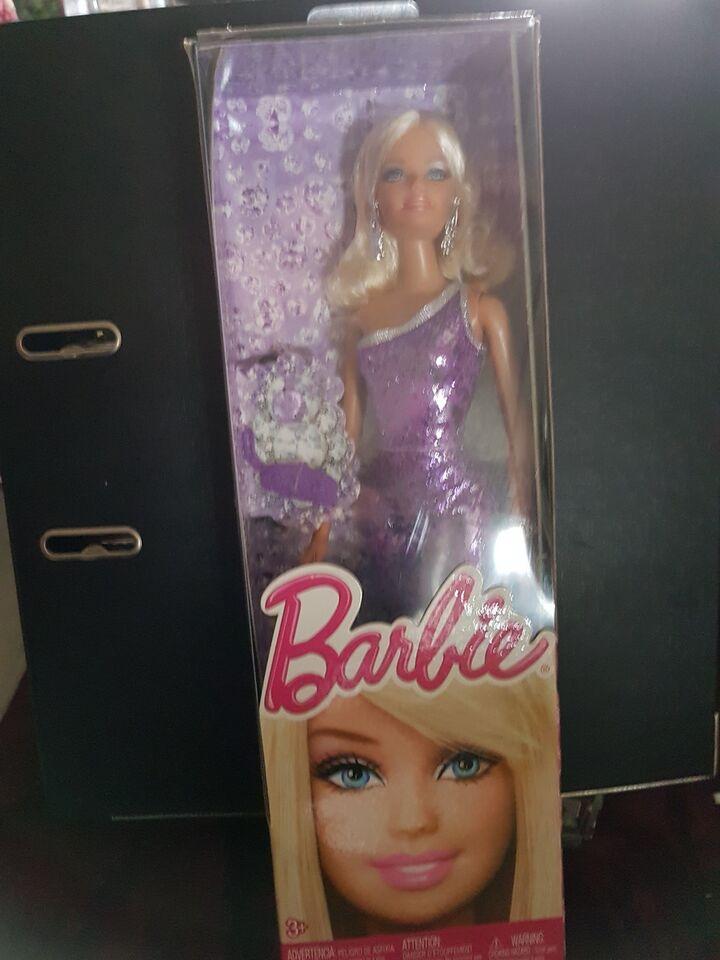 Og X9588 Dba Salg Lilla dk Nyt Barbie Glimmer – Dress Af Køb Cntpp8wq