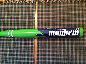 RARE-NIW-OG-WORTH-MAYHEM-BOOGER-120-MAY120-34-26-MADE-IN-USA-5283401-ORIGINAL