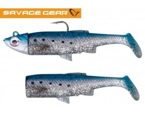 Savage Gear 3D Sardine 80mm 10g Soft Plastic Lure