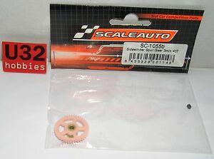 Scaleauto Sc-1055b Krone 43d Kreuz M50 Nylon Procomp Rs Achse 3mm Elektrisches Spielzeug Kinderrennbahnen