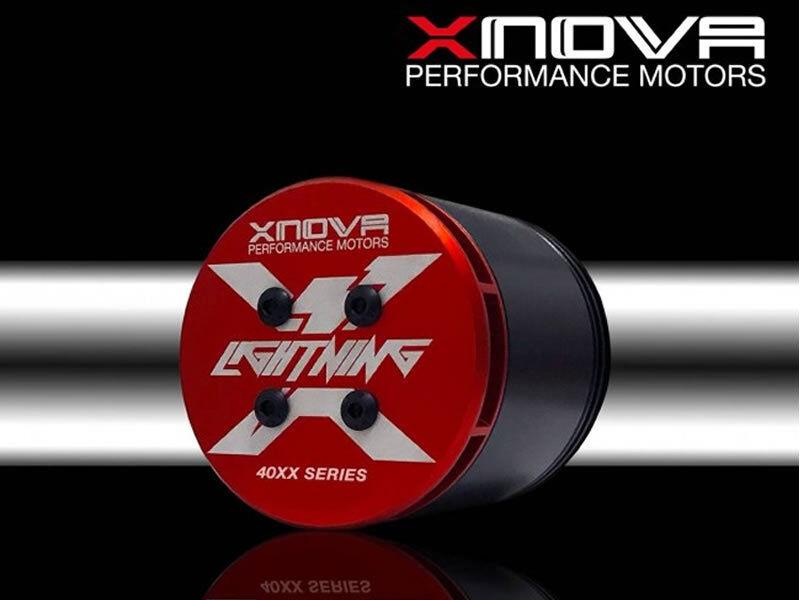 Xnova Lightning 4025-1120KV 1.5Y Motor 6mm-36mm SHAFT A