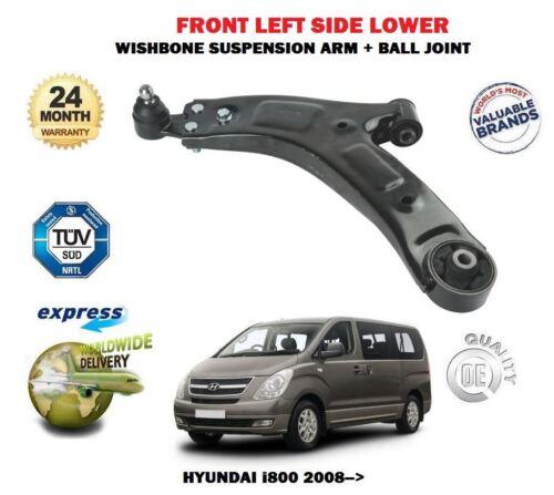 Para Hyundai i800 2.5 CRDi 2008 /> Lado Izquierdo Brazo Suspensión Inferior Wishbone