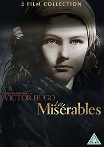 2-Film-Collection-Les-Miserables-1935-Les-Miserables-1952-DVD