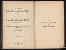 H. Beyer's Bibliothek pädagogischer Klassiker, J. F. Herbart, Langensalza 1877