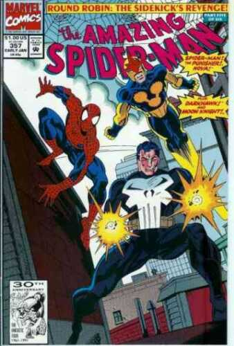 Combine shipping and SAVE See my auctions Amazing Spider-Man #357 NM or Better