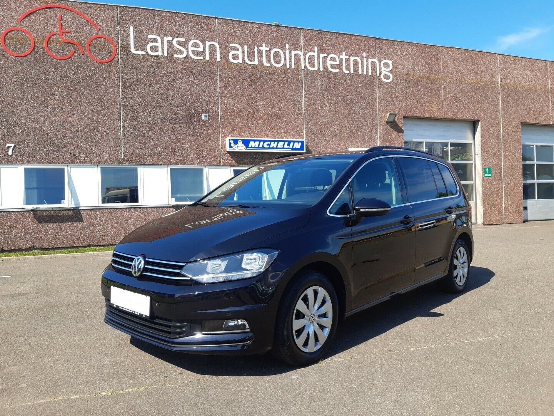 VW Touran 1,4 TSi 150 Comfortline 7prs 5d
