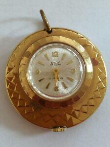 1 Anhänger Uhr , Handaufzug , 17 Jewels Neu - Berlin, Deutschland - 1 Anhänger Uhr , Handaufzug , 17 Jewels Neu - Berlin, Deutschland