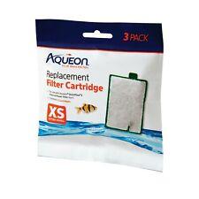 Aqueon Filter Cartridge X-small 3pk