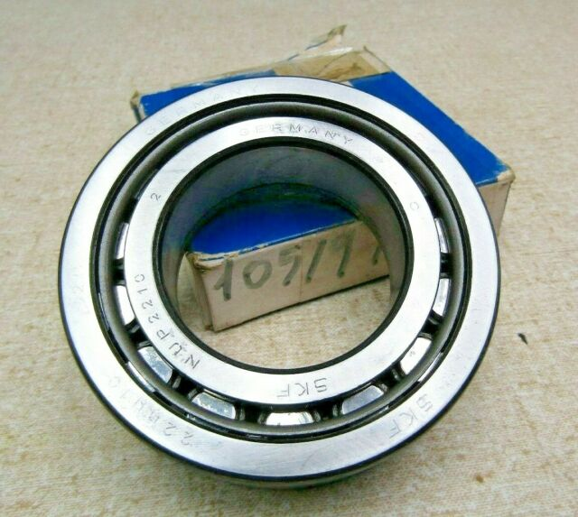 SKF NUP217ECP Cylindrical Roller Bearing  85 x 150 x 28 mm Open