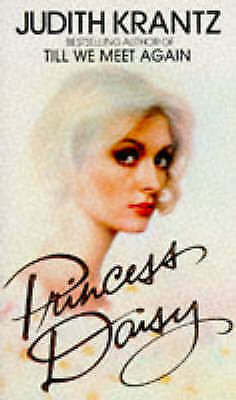Princess Daisy by Judith Krantz (Paperback, 1986)