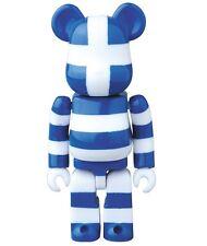Bearbrick S33 Medicom Flag 33 be@rbrick 100% Greece be@rbrick