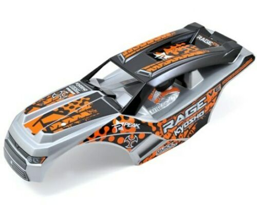 #FAB301  Kyosho Rage VE Pre-Painted Body //NEW w//o tag.packaged