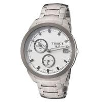 Tissot Titanium GMT 43mm Bracelet Men's Watch