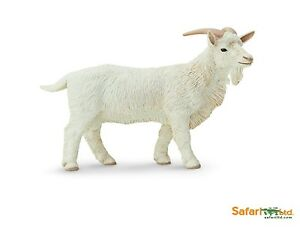 Action Figures Billy Goat 9 Cm Series Farm Safari Ltd 160429 Elegant And Graceful Animals & Dinosaurs