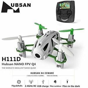 Hubsan H111D NANO Q4 FPV 5.8G RC Quadcopter Drone with...