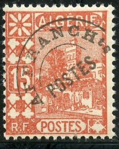Stamps Architecture Timbre Algerie Neuf Preoblitere N° 10 ** Mosquee To Win A High Admiration Stamp