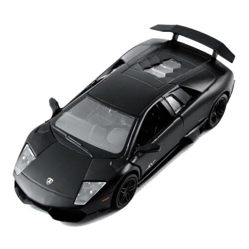 Lamborghini Murcielago LP670-4 SV 1:36 Scale Car Model Diecast Toy Vehicle Black