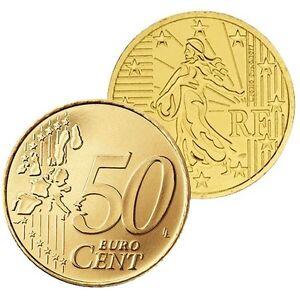 Ek // 50 Cent France # Pièce Nueve : Sélectionnez une Année :
