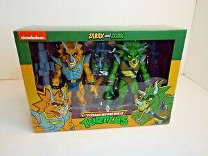 NECA Teenage Mutant Ninja Turtles TMNT - ZARAX and ZORK Target 2-Pack