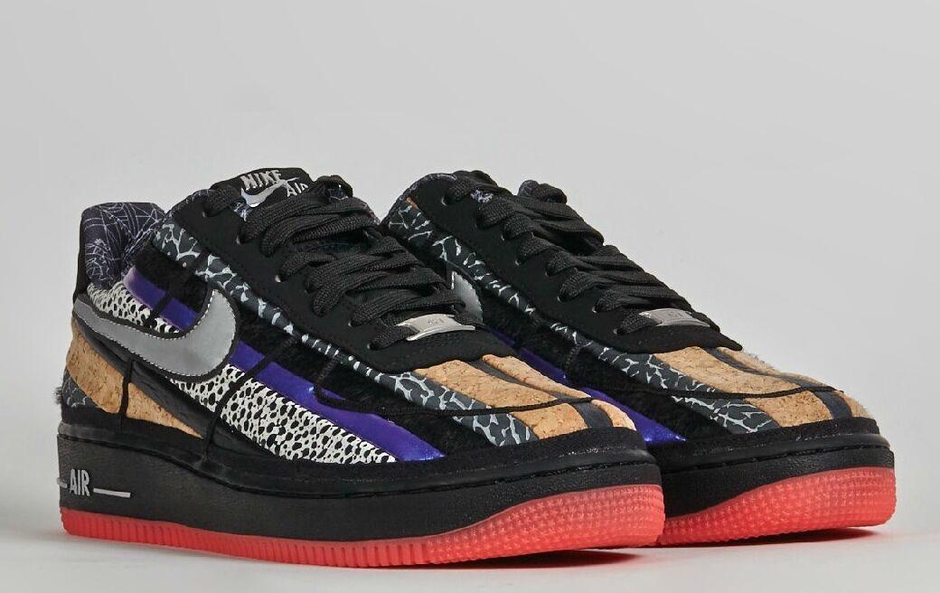 Nike Air Force 1 NBA all star 2014 shoes, nike air force 1 nike lunar force one