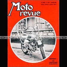 MOTO REVUE N°1923 GREEVES 250 & 380 GRIFFON JACK FINDLAY CARDANI ZUNDAPP 1969