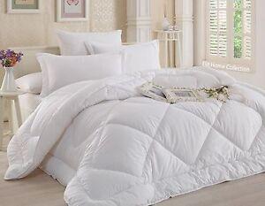 Premium Bettdecke Steppbett 200 X 200 Cm 100 Baumwolle
