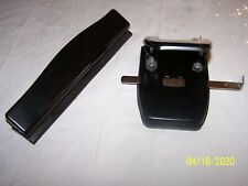 Lot Of 2 Paper Hole Punches Quill 2 Hole Punch And 3 Hole Punch Office Supply