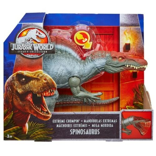 Jurassic World Legacy Collection Extreme Chompin Spinosaurus Dinosaur NEW