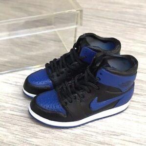 huge discount 40a74 3d5a3 Image is loading 3D-Mini-sneaker-Nike-Air-Jordan-1-Retro-